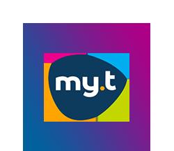 my.t TV app